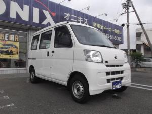 トヨタ ピクシスバン スペシャル 4WD ETC BluetoothナビTV