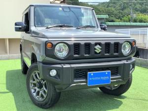 スズキ ジムニー XC 4WD セーフティーサポート クルーズコントロール