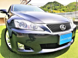 レクサス IS IS250 中期モデル 中期モデル/ナビ/フルセグTV/Bluetooth/スマートキー&エンジンプッシュスタート/パドルシフト