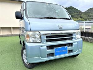 ホンダ バモス M 両側スライドドア/キーレス/オーディオ/4WD 両側スライドドア/キーレス/オーディオ/4WD/フルフラット/パワーウィンドウ