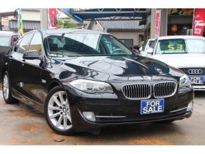 BMW 5シリーズ 528i 黒本革 18インチAW