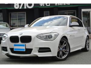 BMW 1シリーズ M135iレザーパッケージパーキングサポートPKGナビTV