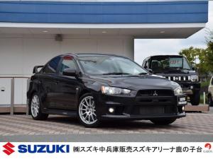 三菱 ランサー GSRエボリューションX/レカロシート/ブレンボブレーキ