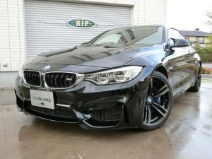BMW M4 MDCT 1オーナー 赤革 地デジ LEDライト ヘッドアップディスプレイ レーン逸脱警告 衝突警告