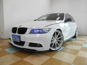BMW 3シリーズ 320iMスポ LCIモデル WORK20アルミ KW車高調