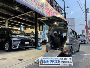 ホンダ N-BOX+カスタム  カスタムG福祉車両 スローパー ナビ 2年保証