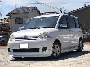 トヨタ シエンタ X 片側パラースライドドア ETC HDDナビ