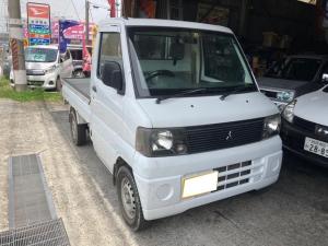 三菱 ミニキャブトラック  エアコン パワステ MT 2WD