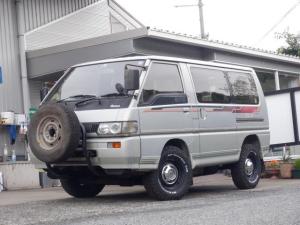 三菱 デリカスターワゴン GLX ガソリン車 ETC付き