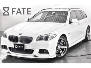BMW 5シリーズ 528iツーリング Mスポーツパッケージ HAMANNエアロ