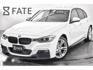 BMW 3シリーズ 320d Mスポーツ パドルシフト フォグ
