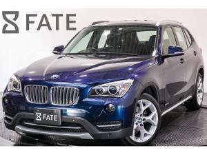 BMW X1 sDrive 18i ハーフレザー