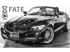 BMW Z4 sDrive23i ハイラインパッケージ ブラックレザー・電動シート・純正HDDナビ・フルセグ・19AW