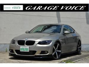 BMW 3シリーズ 335i 7速DCT BLITZ車高調 3D デザイン19AW 4本出しマフラー M4ルックリアバンパー リップスポイラー カーボントランクスポイラー GruppeMラムエアインテーク ARCタワーバー