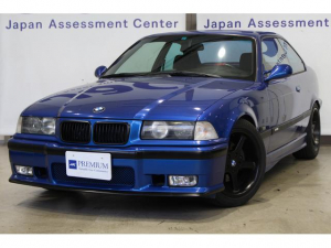 BMW 3シリーズ 318is 左ハンドル 5MT サンルーフ REMUSマフラー ビルシュタイン足廻り Mテクニックタイプバンパー GruppeMエアクリーナー HID CD 天張り張替え