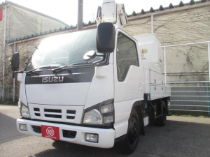 いすゞ エルフトラック 高所作業車 タダノ製AT100-TE 9.9M 電工仕様