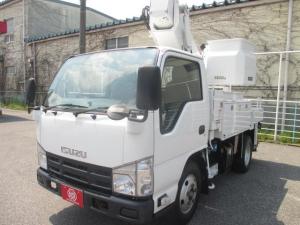 いすゞ エルフトラック 高所作業車 タダノ製AT-100TT 9.9m