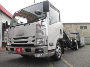 いすゞ エルフトラック セーフティーローダー 2850kg積み フルフラット