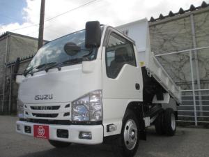 いすゞ エルフトラック 高床強化ダンプ 3000kg積み4ナンバー