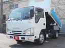 いすゞ/エルフトラック SGグレード フルフラットロー強化ダンプ