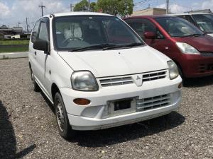 三菱 ミニカ 軽自動車 AT 4名乗り CD