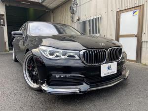 BMW 7シリーズ 740eアイパフォーマンス サンルーフ アダプティブクルーズコントロール 革シート 21インチアルミ 禁煙車 電動リアゲート SDフルセグナビ ETC レーンアシスト パークアシスト シートヒーター シートエアコン パワーシート