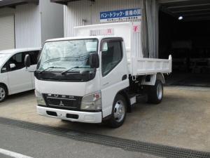 三菱ふそう キャンター  低床3tダンプ/5速MT/積載3000kg /40