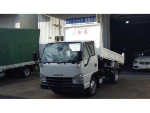 いすゞ エルフトラック  低床2tダンプ/5速マニュアル/クラッチ新品交換済/40