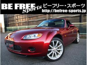 マツダ ロードスター RS RHT 電動オープン・6速ミッション・1年保証付