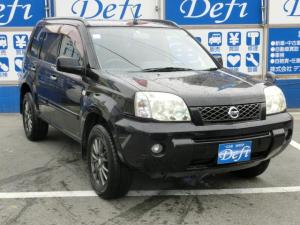 日産 エクストレイル X SUV キーレス 16インチアルミ CD バックカメラ エアコン パワステ パワーウィンドウ ナビ