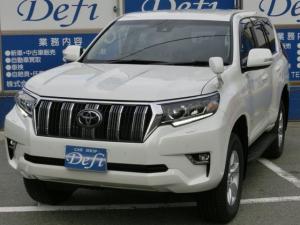 トヨタ ランドクルーザープラド TX 新車未登録 Pスタート