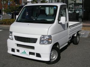 ホンダ アクティトラック SDX エアコンパワステ 外品エアロ ワンオーナー車