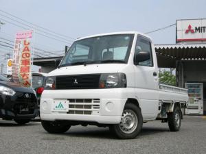 三菱 ミニキャブトラック VX-SE エアコン付き PS ワンオーナー 4WD オートマ
