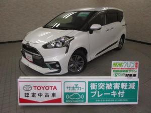 トヨタ シエンタ X 片側電動スライドドア ドライブレコーダー バックモニター