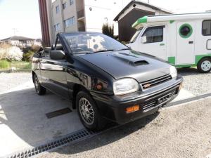 ダイハツ リーザ スパイダー ターボ オープン車