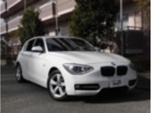 BMW 1シリーズ 116i スポーツ 社外ナビ レーダー シートカバー