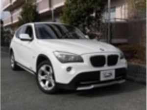 BMW X1 sDrive 18i 純正ナビ Pスタート ETC HID
