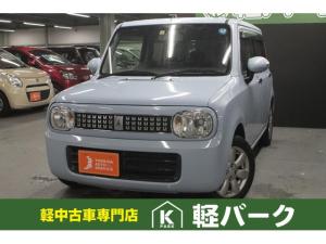 スズキ アルトラパン Xセレクション 軽自動車 地デジナビ TV スマートキー