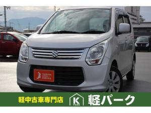 スズキ ワゴンR FX 軽自動車 エネチャージ CVT オートエアコン CD
