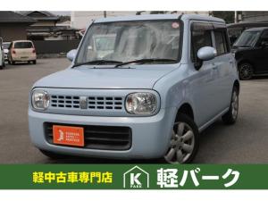 スズキ アルトラパン X 軽自動車 電格ミラー スマートキー AW エアバッグ