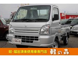 スズキ キャリイトラック KCエアコン・パワステ 軽自動車 4WD MT車 エアバッグ