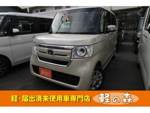 ホンダ N-BOX G・Lホンダセンシング 届出済未使用車 左側PSドア