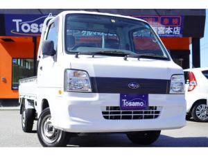スバル サンバートラック TC-SC 4WD/スーパーチャージャー/5速ミッション/エアコン/パワステ