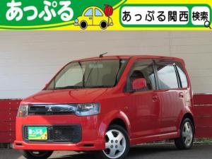 三菱 eKスポーツ R ディスチャージライト ETC 禁煙車