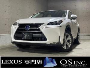 レクサス NX  300h/VerL/三眼LED/サンルーフ/パワートランク/コーナーセンサー/パワーシート/シートメモリー/シートヒーター/シートクーラー/ハンドルヒーター/クルーズコントロール/ETC