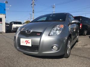 トヨタ ヴィッツ RS プッシュスタート ETC アルミホイール CD ABS