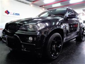 BMW X5 xDrive30iMスポーツPKG黒革SRナビTV20AW