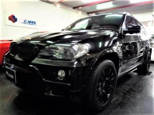 BMW X5 3.0si MスポーツPKG黒革SRナビBカメラクルーズC