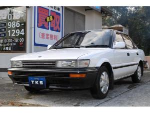 トヨタ スプリンター MXサルーン 旧車 4MT パワステ Tベル済