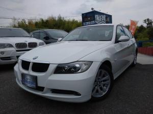 BMW 3シリーズ 320i ナビ バックカメラ ETC HID オートライト 黒革シート シートヒーター スマートキー タイミングチェーン